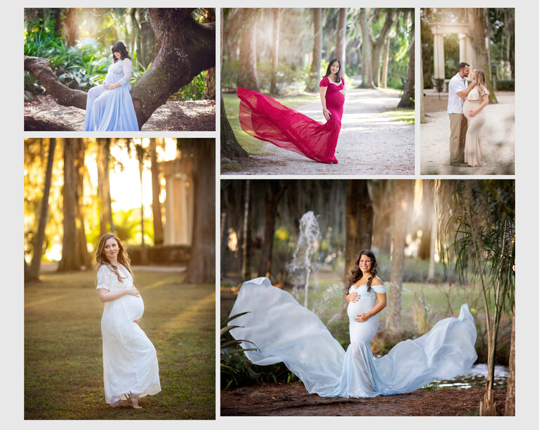 Fine Art Maternity Session